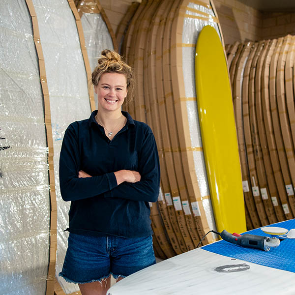 small local surf business Australia